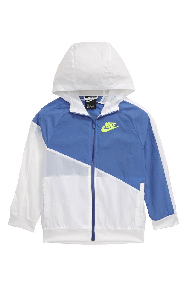 NIKE Sportswear Core Amplify Full Zip Jacket, Main, color, 489