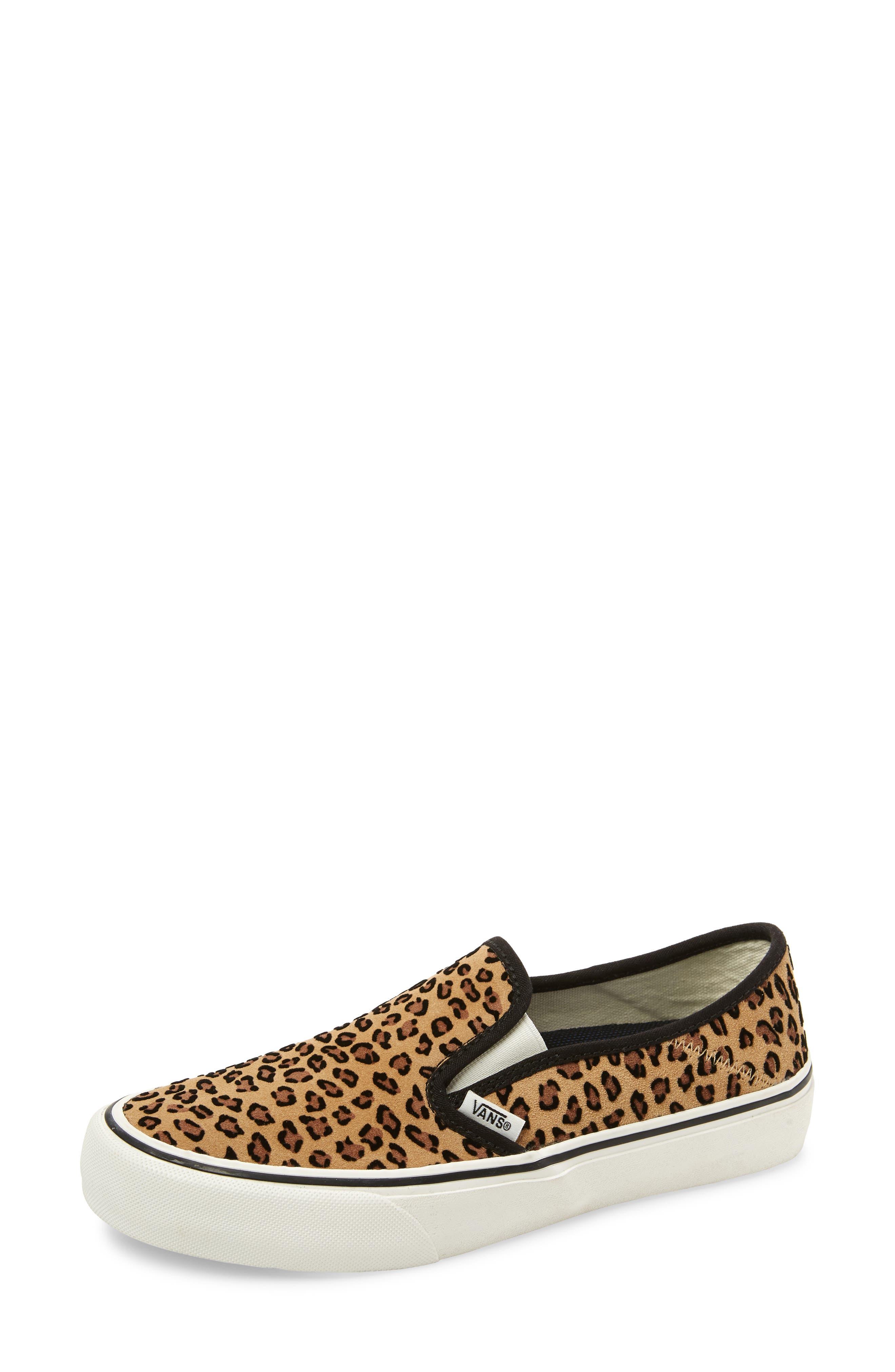 Vans Mini Leopard Slip-On Sneaker