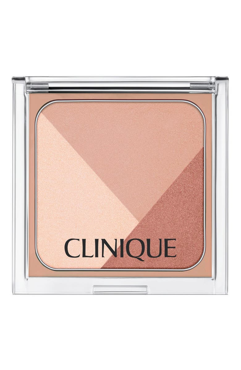 CLINIQUE Sculptionary Cheek Contouring Palette, Main, color, DEFINING NUDES