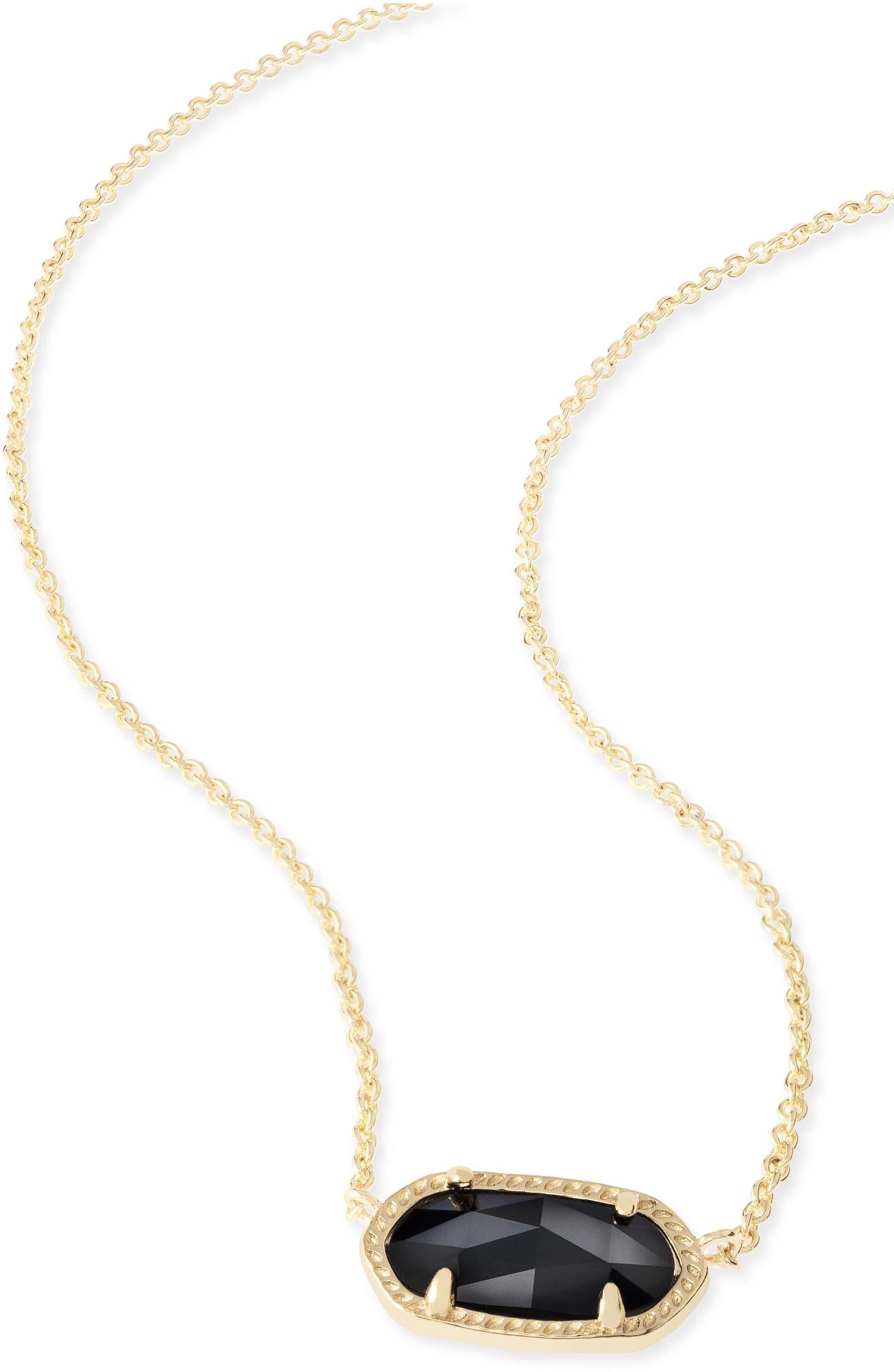 ,                             Elisa Pendant Necklace,                             Alternate thumbnail 2, color,                             001