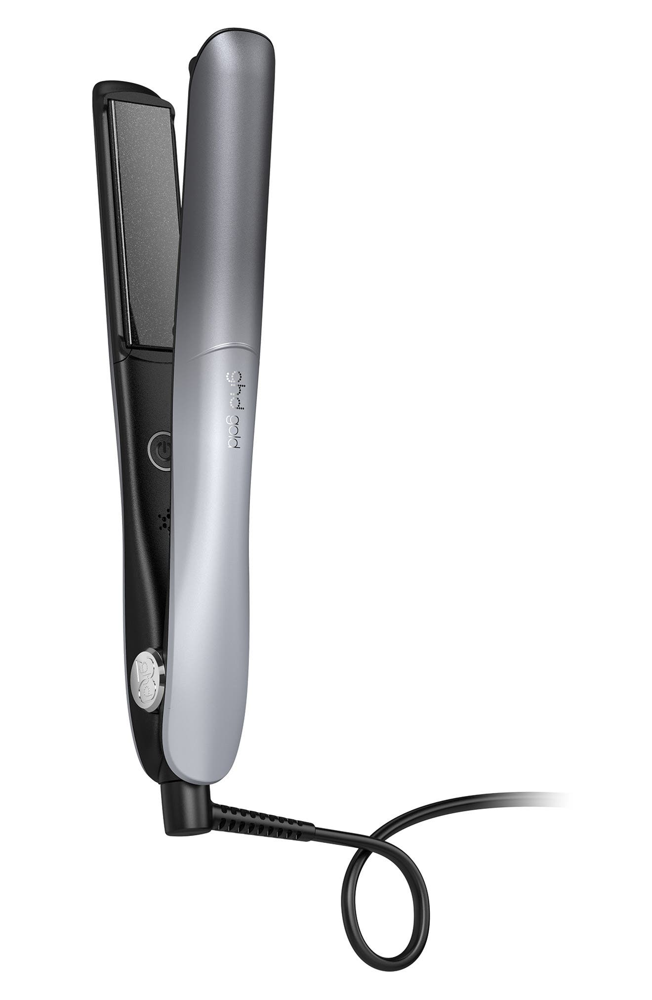 Ombre Chrome Gold Styler 1-Inch Flat Iron