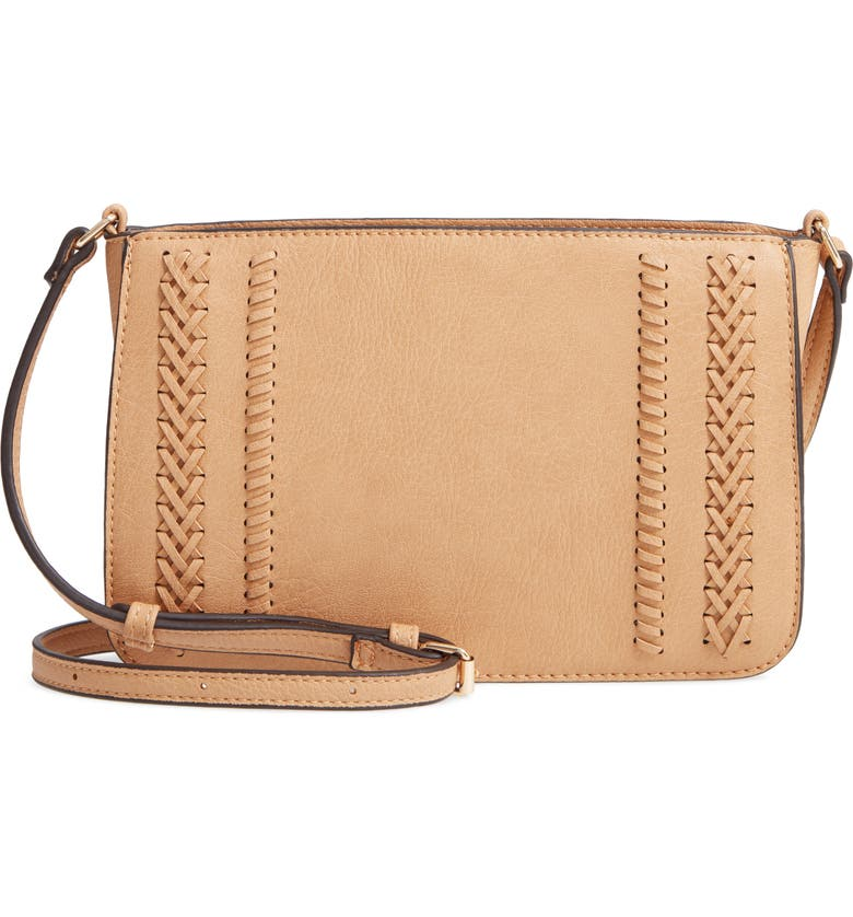 aa314a0869 Sole Society Destin Faux Leather Crossbody Bag | Nordstrom