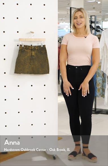 Old School Twill Skirt, sales video thumbnail