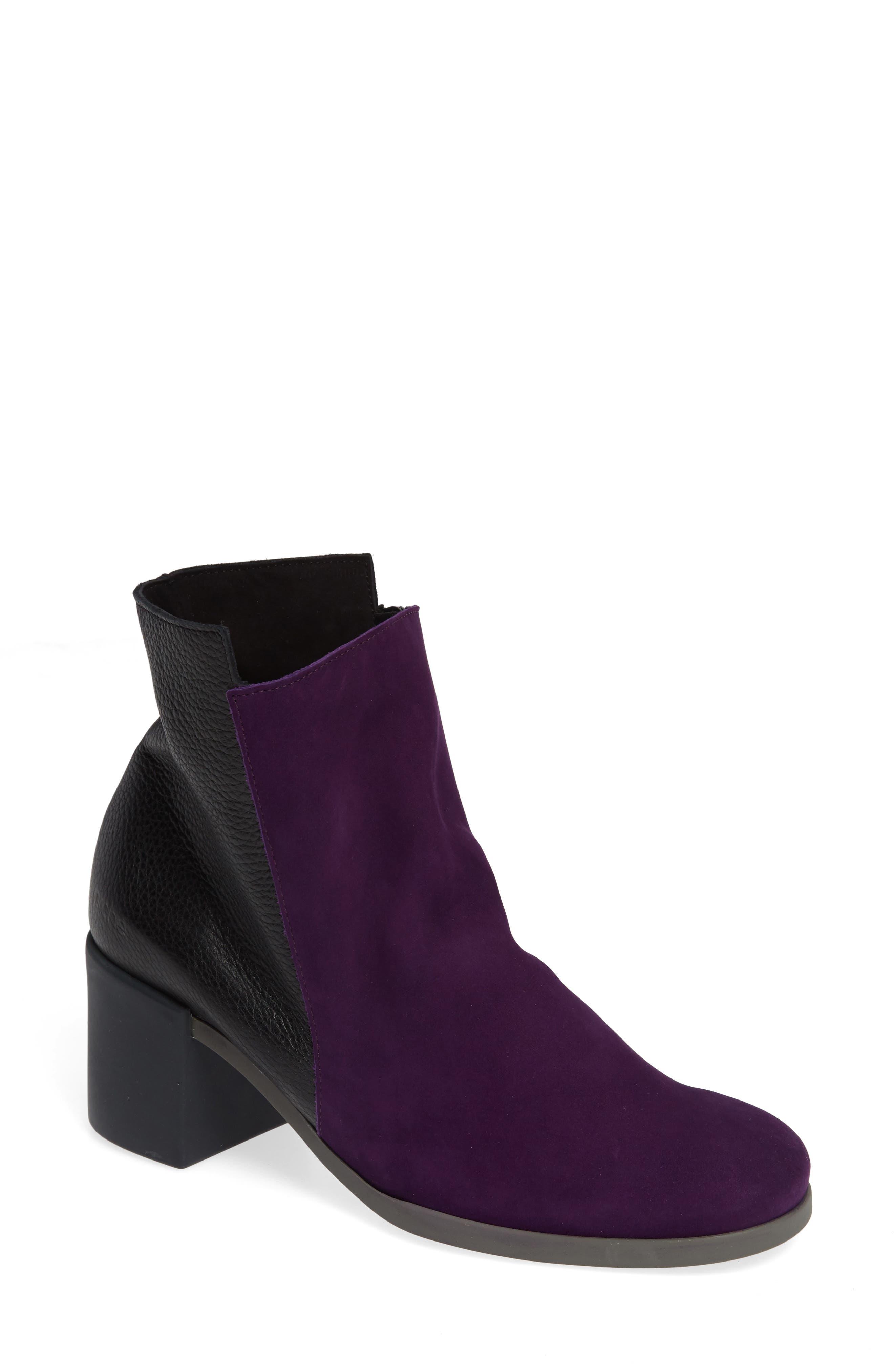 Arche Angaya Bootie, Purple