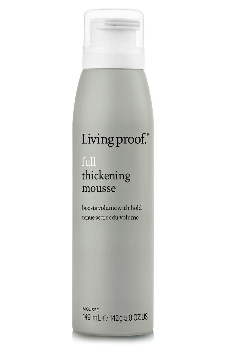 LIVING PROOF<SUP>®</SUP> Full Thickening Mousse, Main, color, NO COLOR
