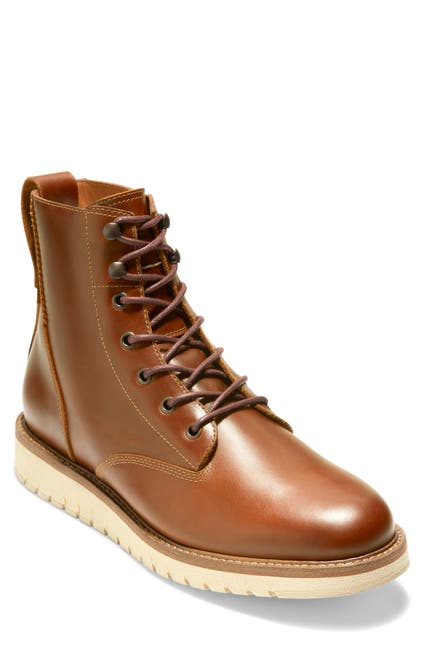 Image of Cole Haan ZERØGRAND Waterproof Plain Toe Boot