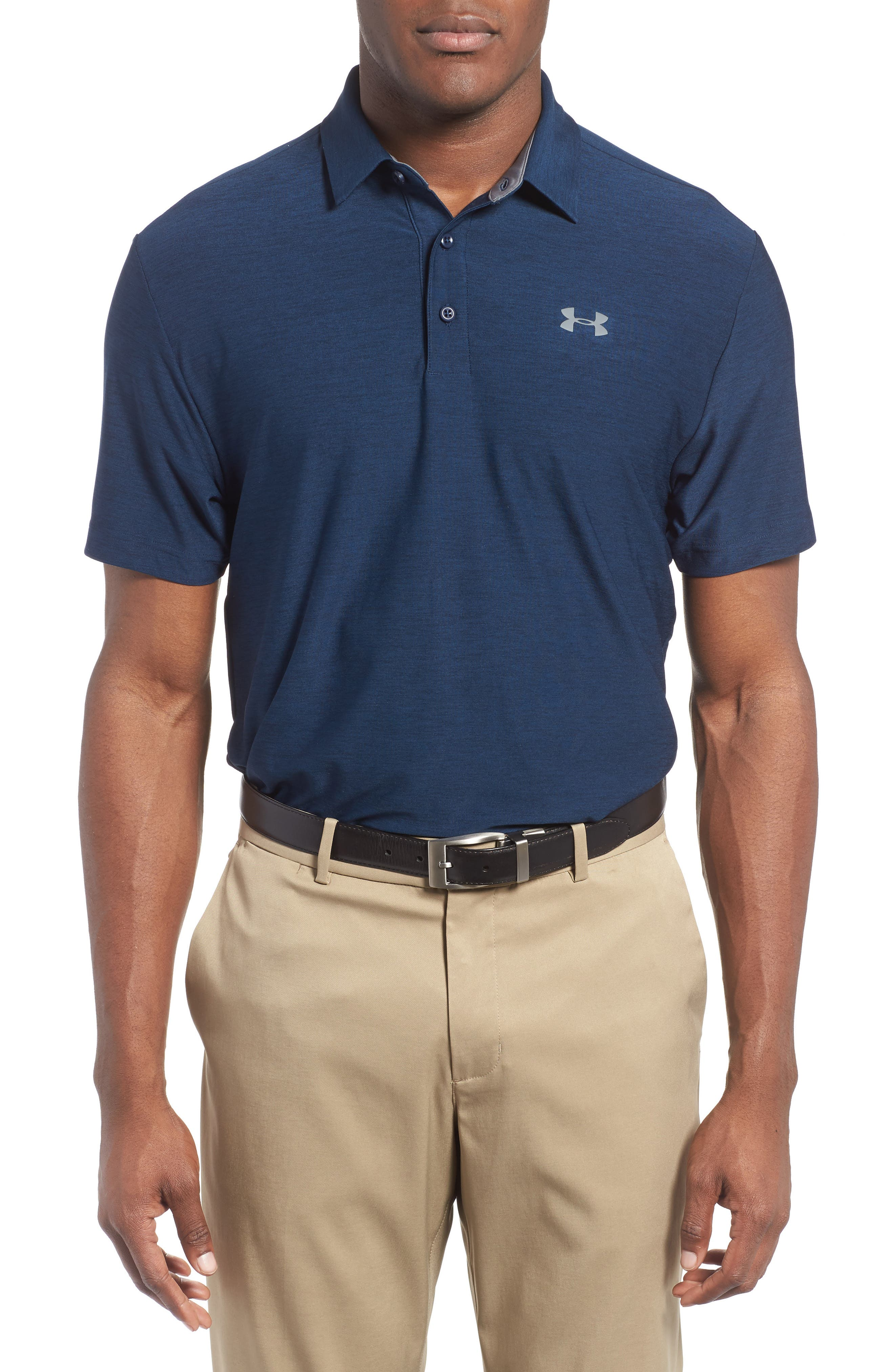 ,                             'Playoff' Loose Fit Short Sleeve Polo,                             Main thumbnail 331, color,                             498