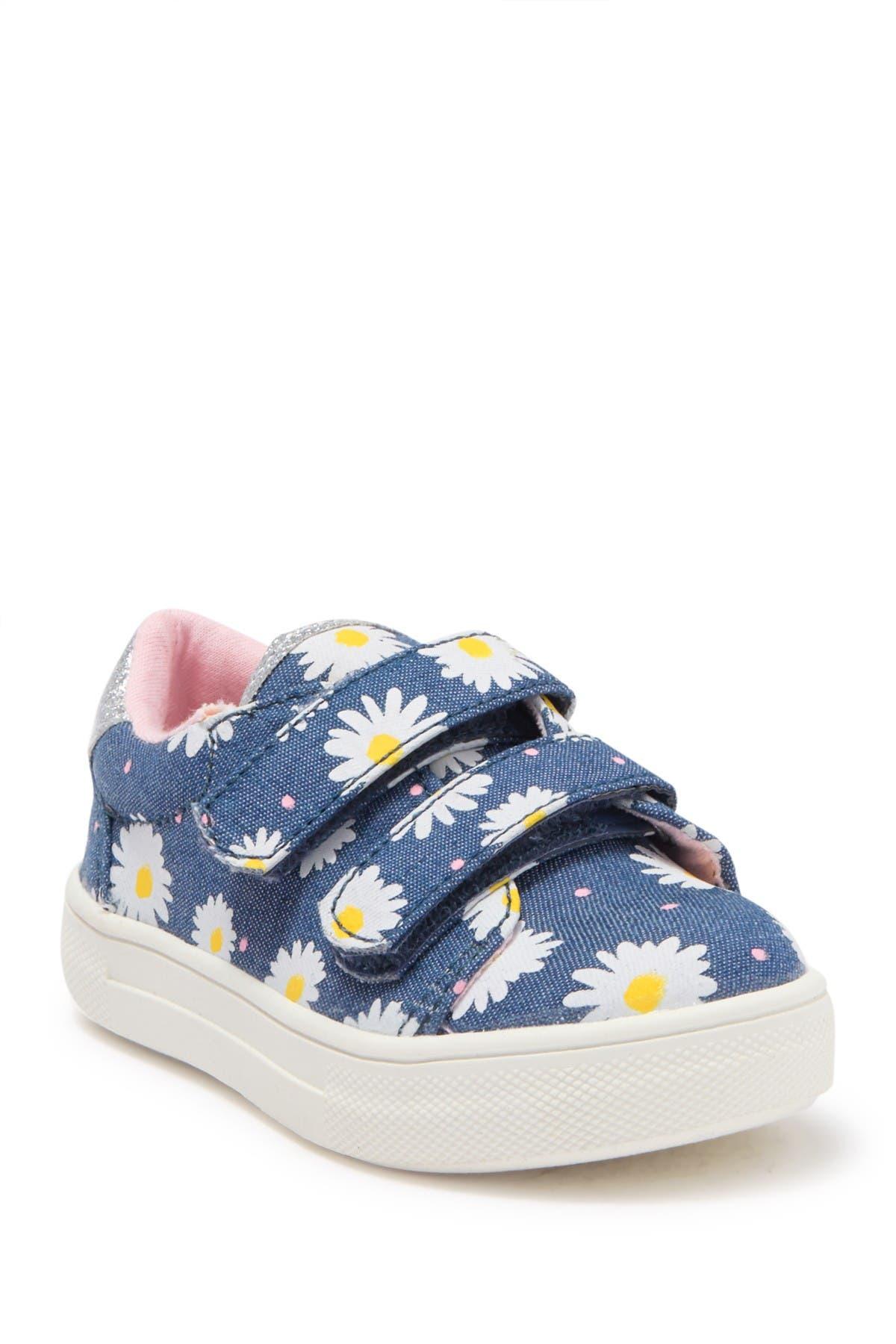 Image of Nina Daisy Print Sneaker