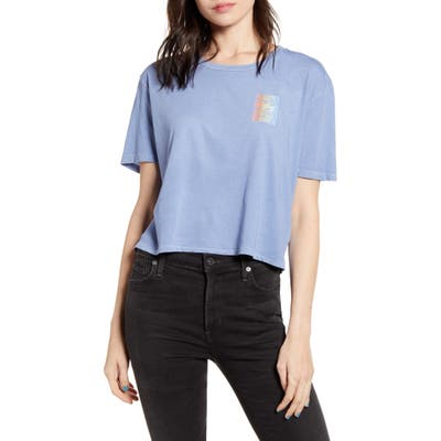 Billabong Know The Feeling Graphic Tee, Blue