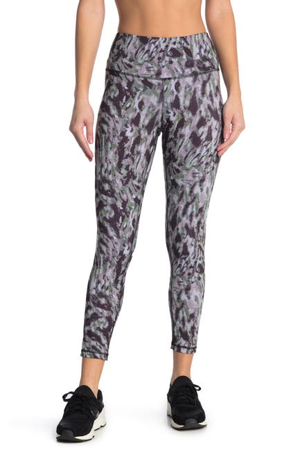 Image of Z By Zella High Waisted Printed Leggings