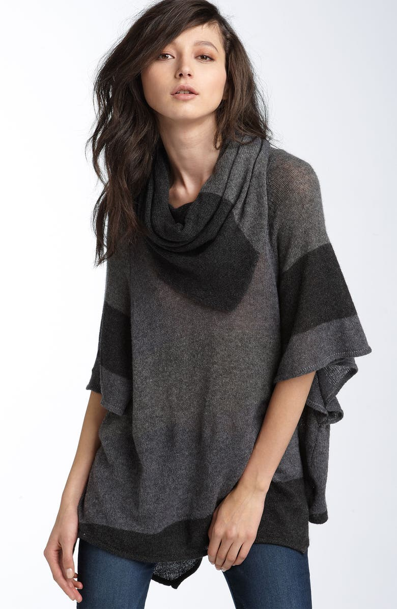 JOIE 'Paprika' Asymmetrical Sweater, Main, color, 081