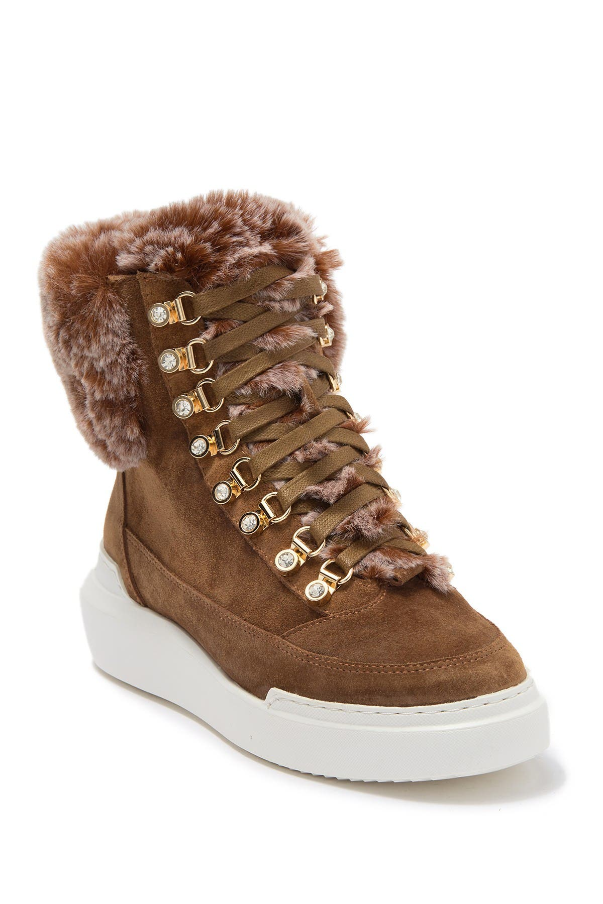 vince camuto high top sneakers