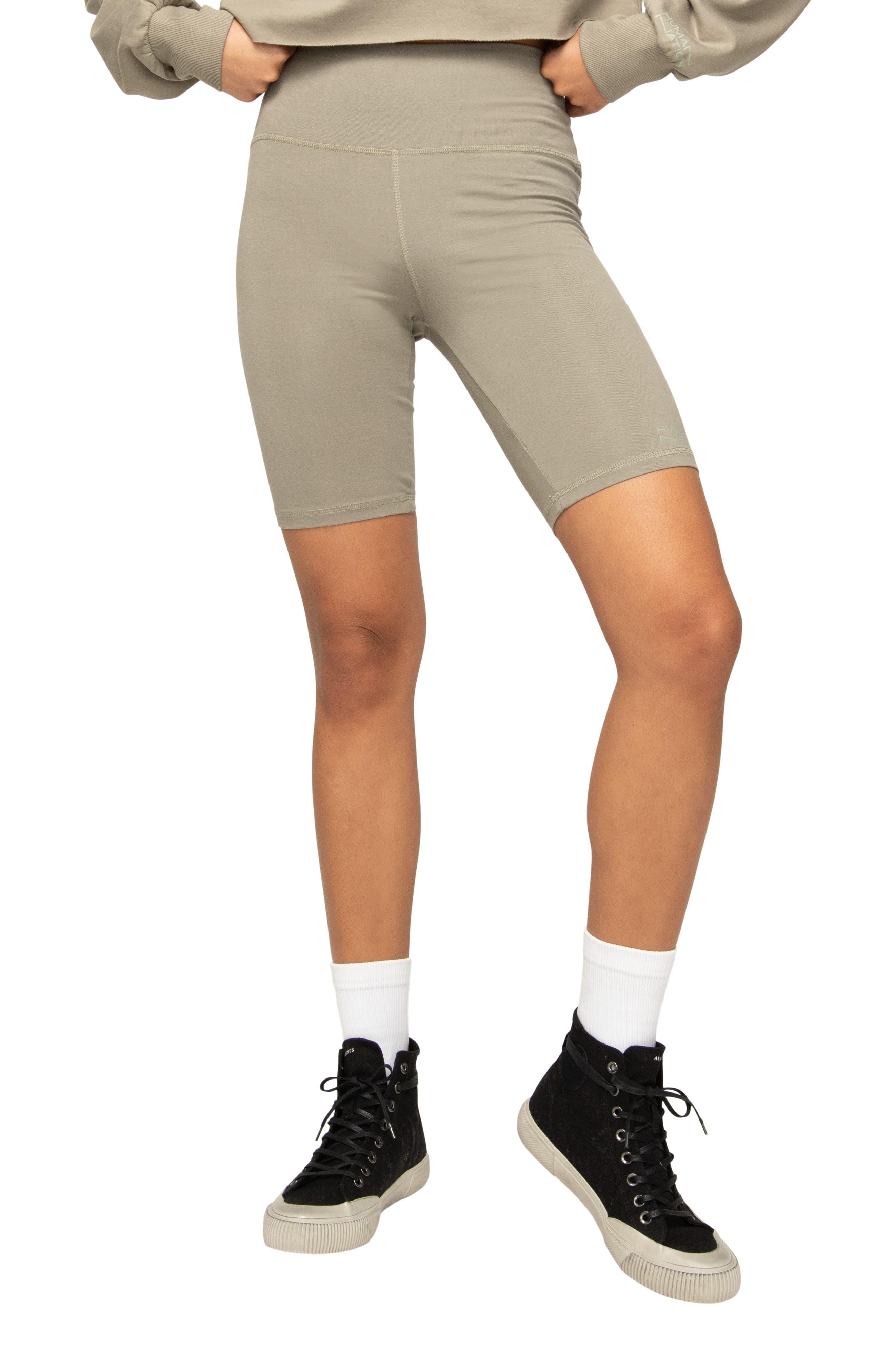 Gender Inclusive Momentum Biker Shorts