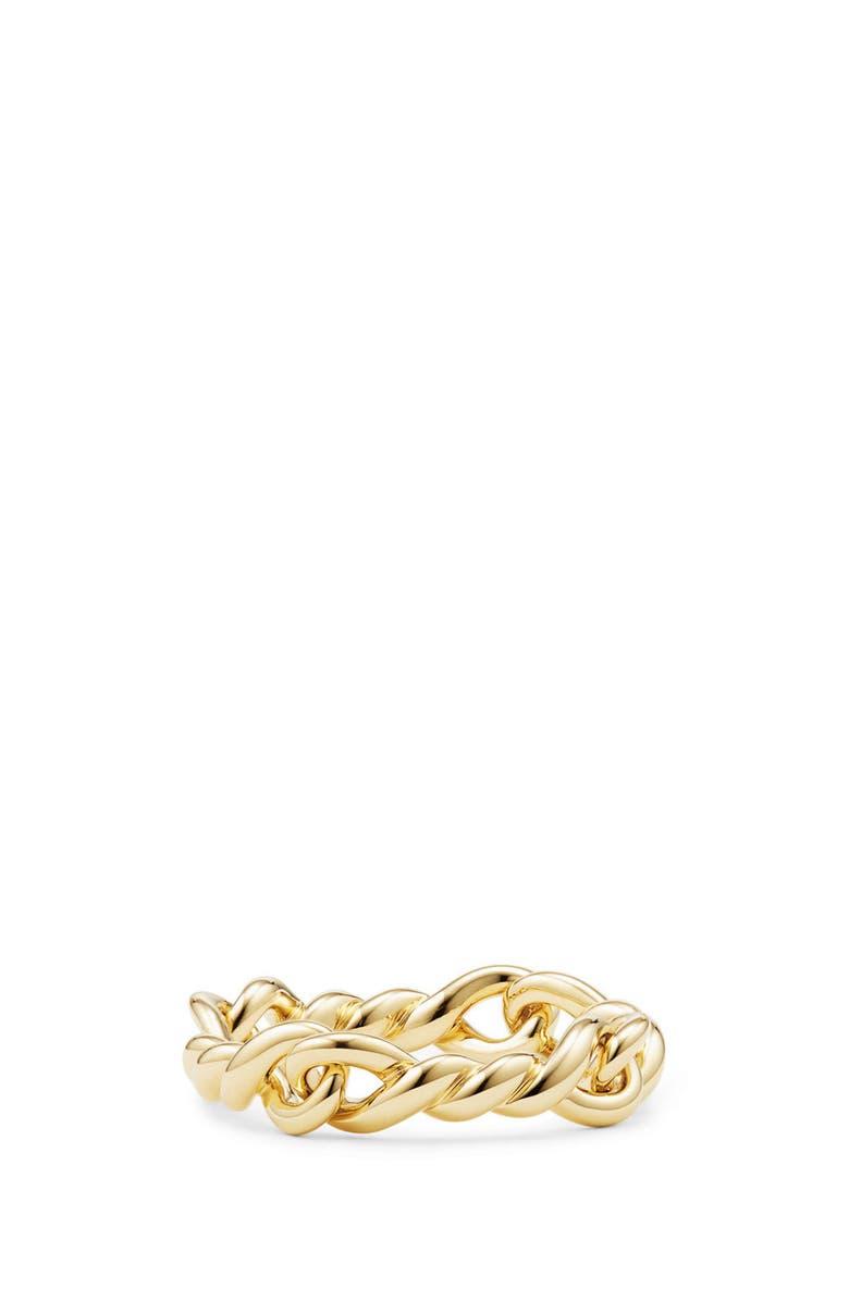 DAVID YURMAN Continuance Ring in 18K Gold, Main, color, 710