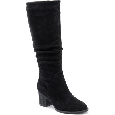 Blondo Nadeen Waterproof Knee High Boot, Black