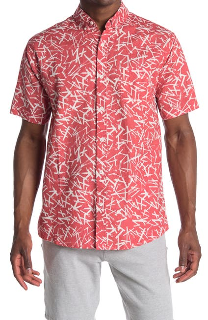 Image of Onia Jack Short Sleeve Shirt