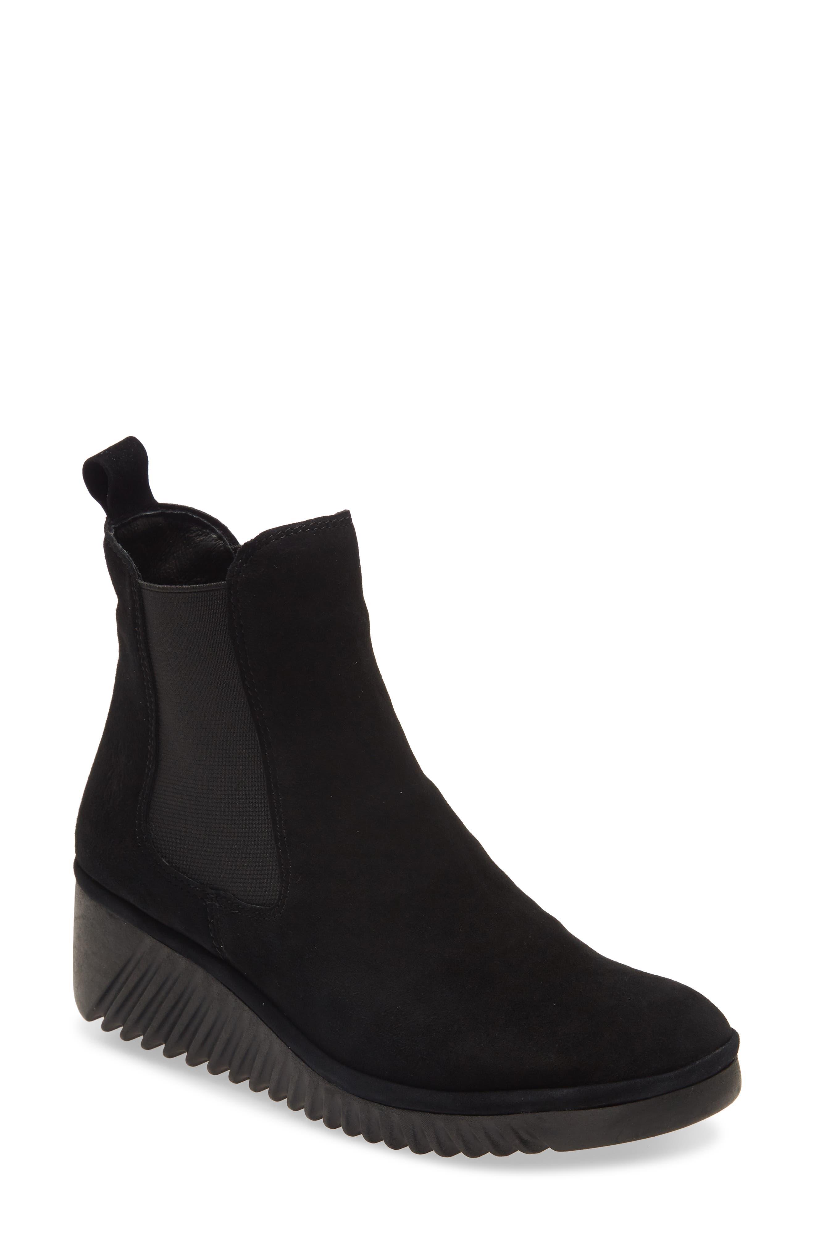 Lita Wedge Chelsea Boot