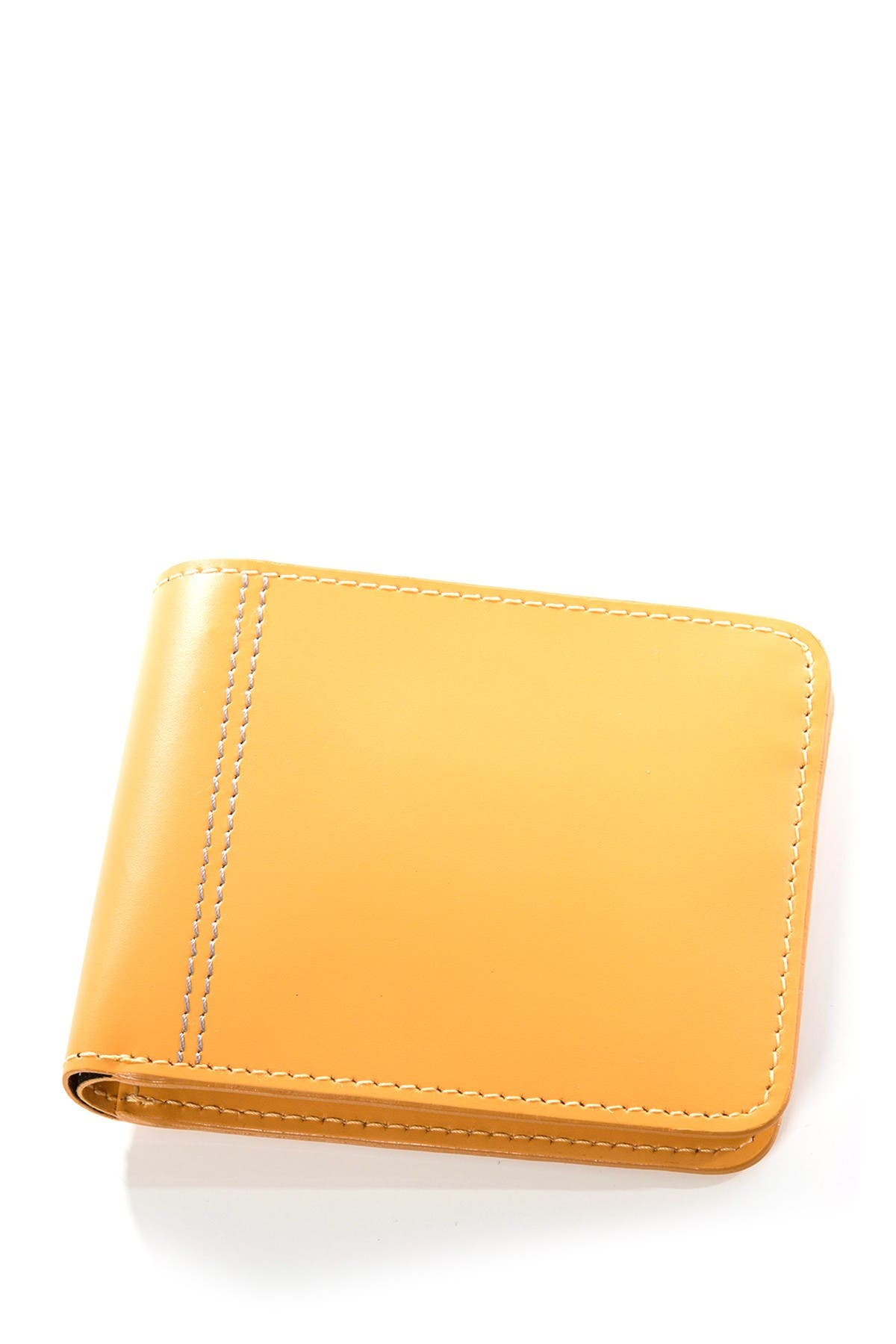 Image of Brouk & Co Yellow Dream Leather Wallet