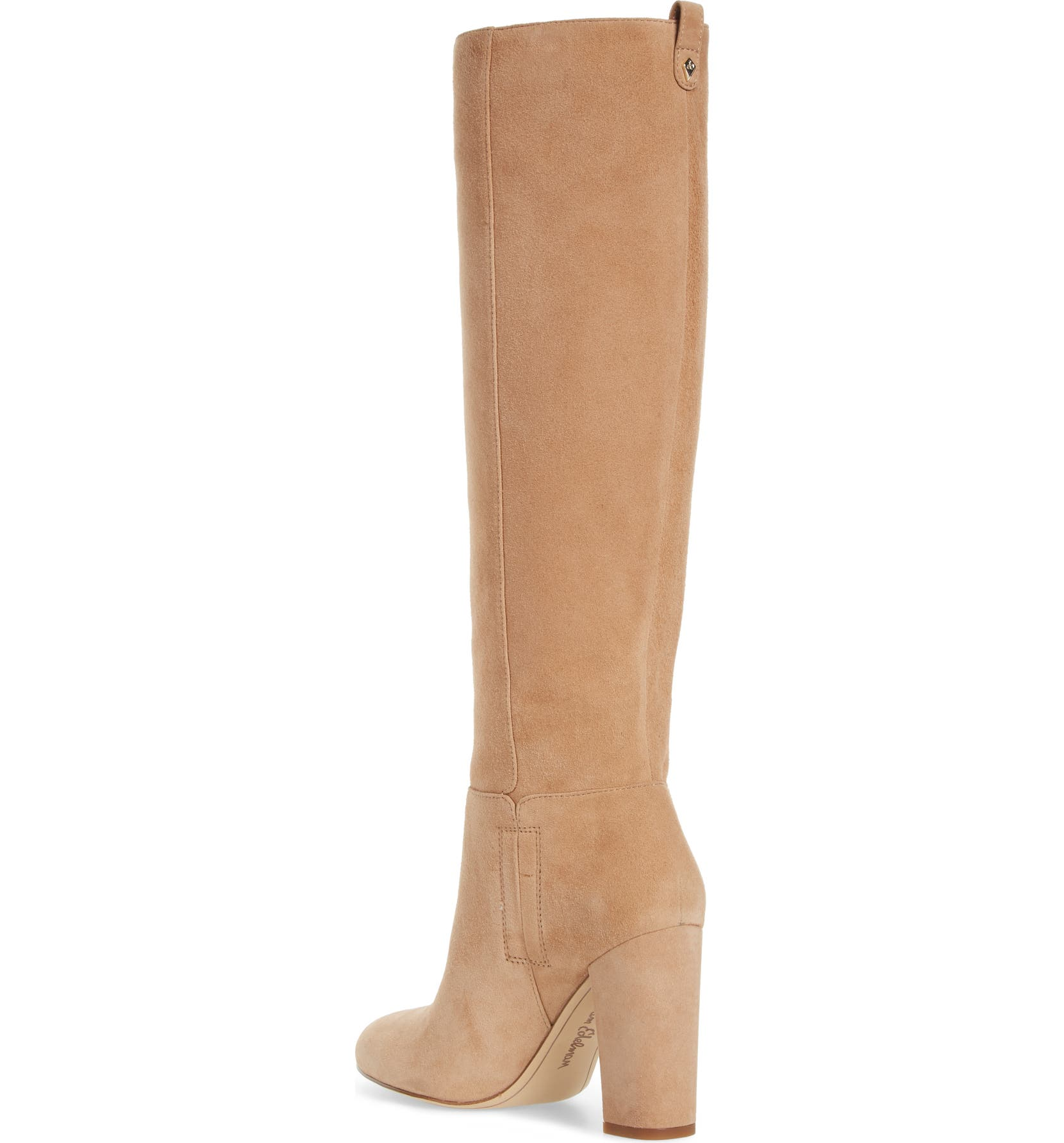 de73f5383 Sam Edelman Caprice Knee-High Boot (Women)   Nordstrom