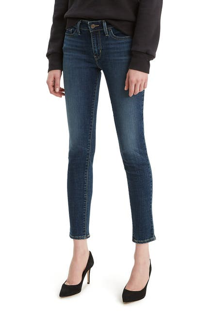 Image of Levi's 711 Skinny Ankle Jeans