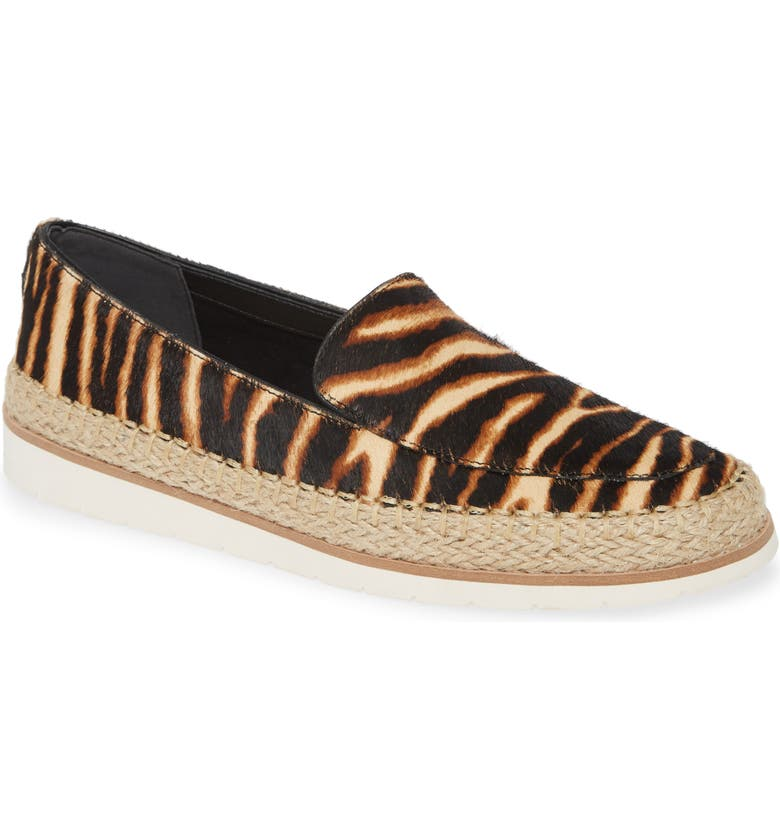 KENNETH COLE NEW YORK Jaxx Loafer, Main, color, GRAPHIC ZEBRA PRINT CALF HAIR