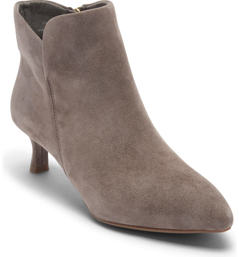 ROCKPORT Total Motion Alaiya Bootie, Main, color, TAUPE SUEDE