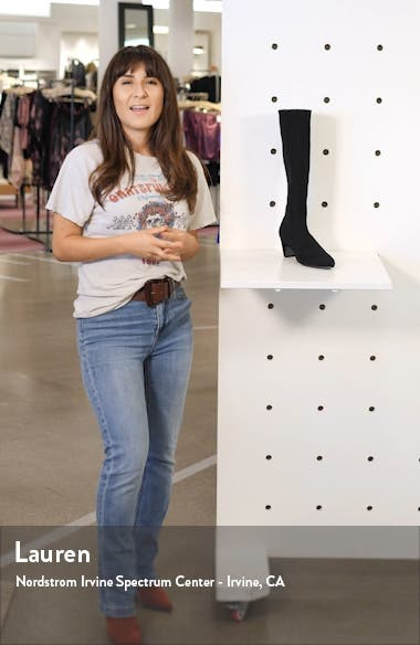 Keto Knee High Boot, sales video thumbnail