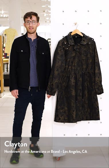 Camo Water Resistant Parka, sales video thumbnail