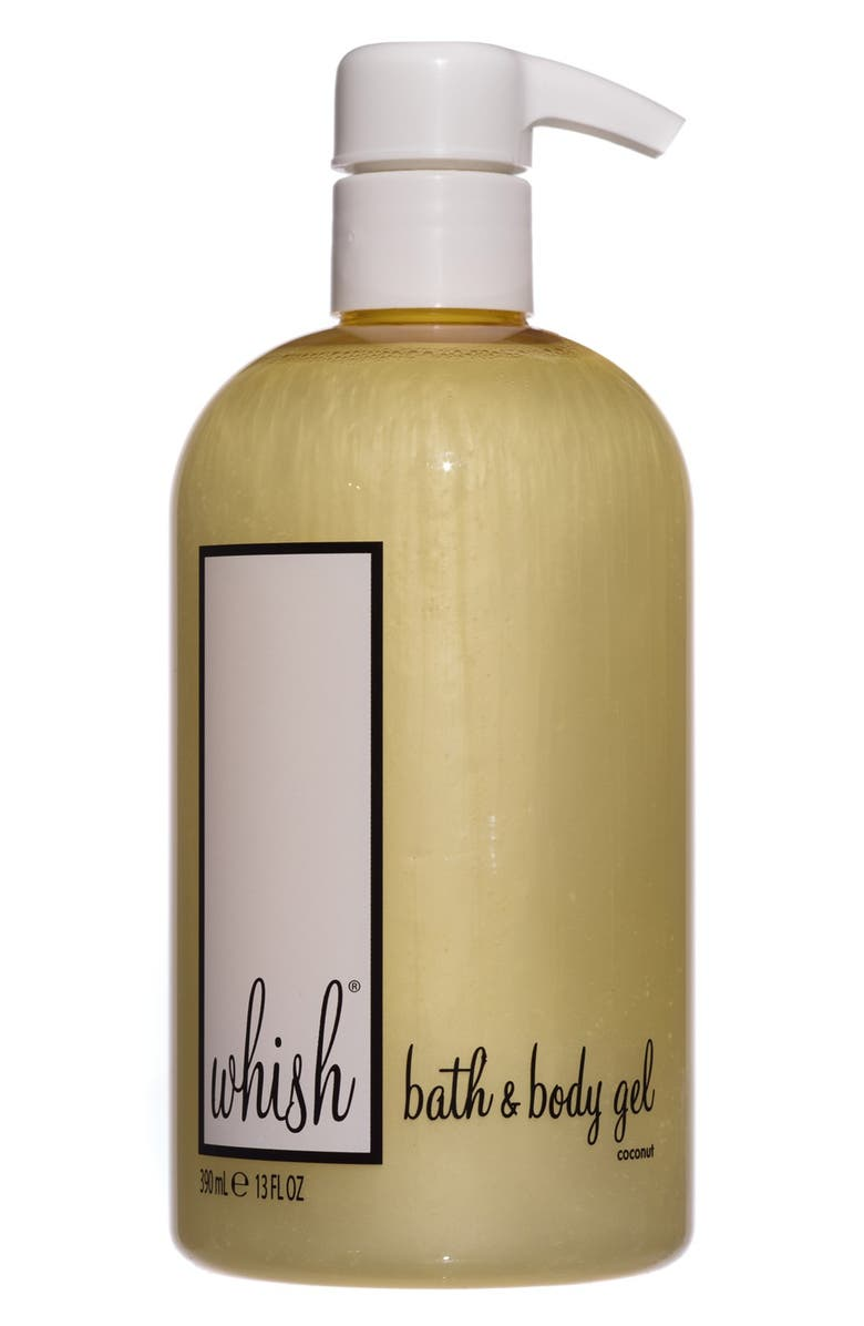 WHISH<SUP>™</SUP> Coconut Body Wash, Main, color, 000