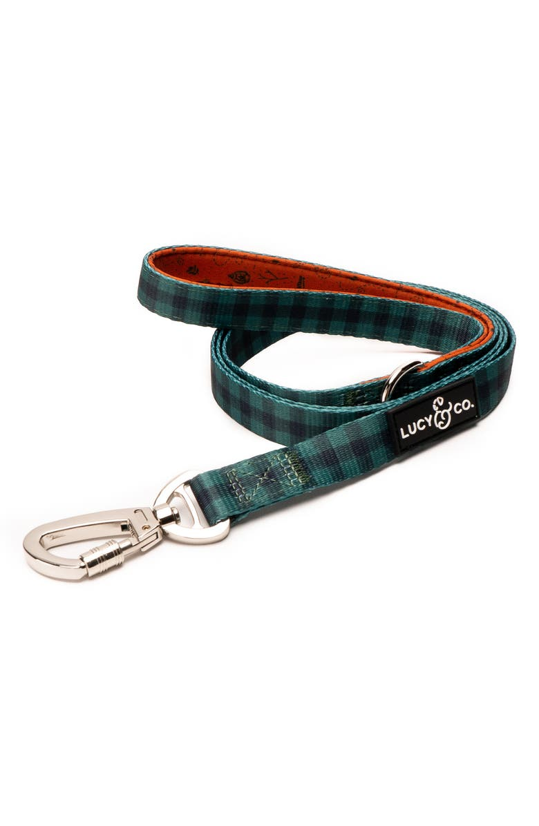LUCY AND CO Lucy & Co. The Let's Adventure Leash, Main, color, LETS ADVENTURE