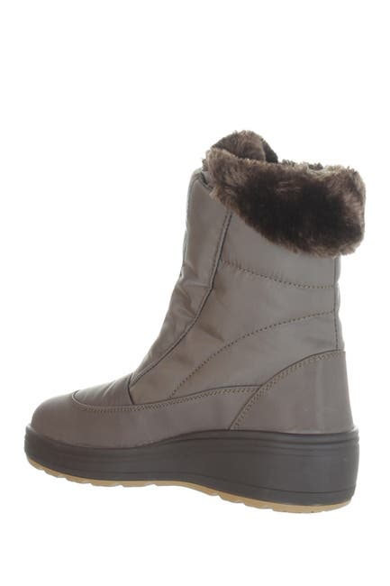 Image of Pajar Kimmi 2 Faux Fur Lined Waterproof Boot