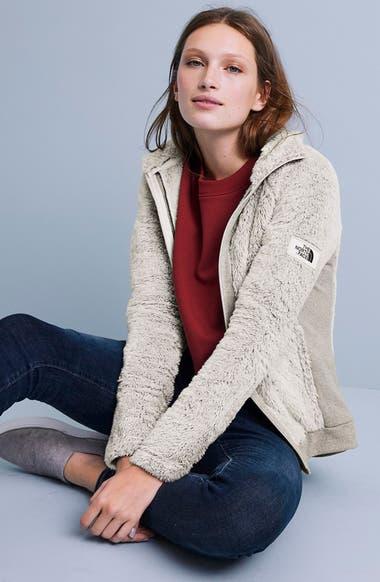 07ad7dec0 Furry Fleece Jacket