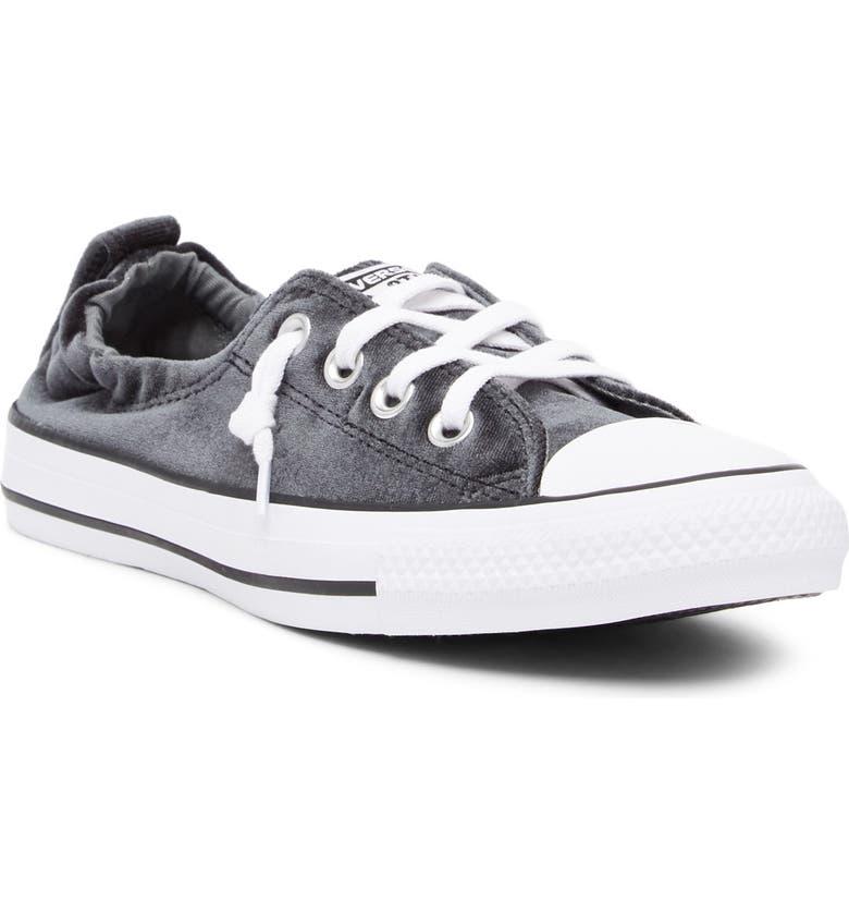 CONVERSE Chuck Taylor<sup>®</sup> Shoreline Sneaker, Main, color, 001
