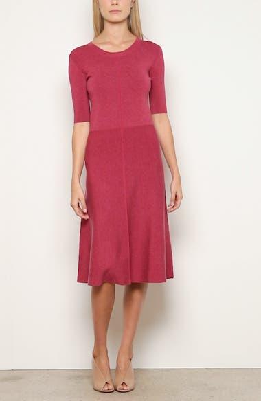 Silk Blend Sweater Dress, video thumbnail