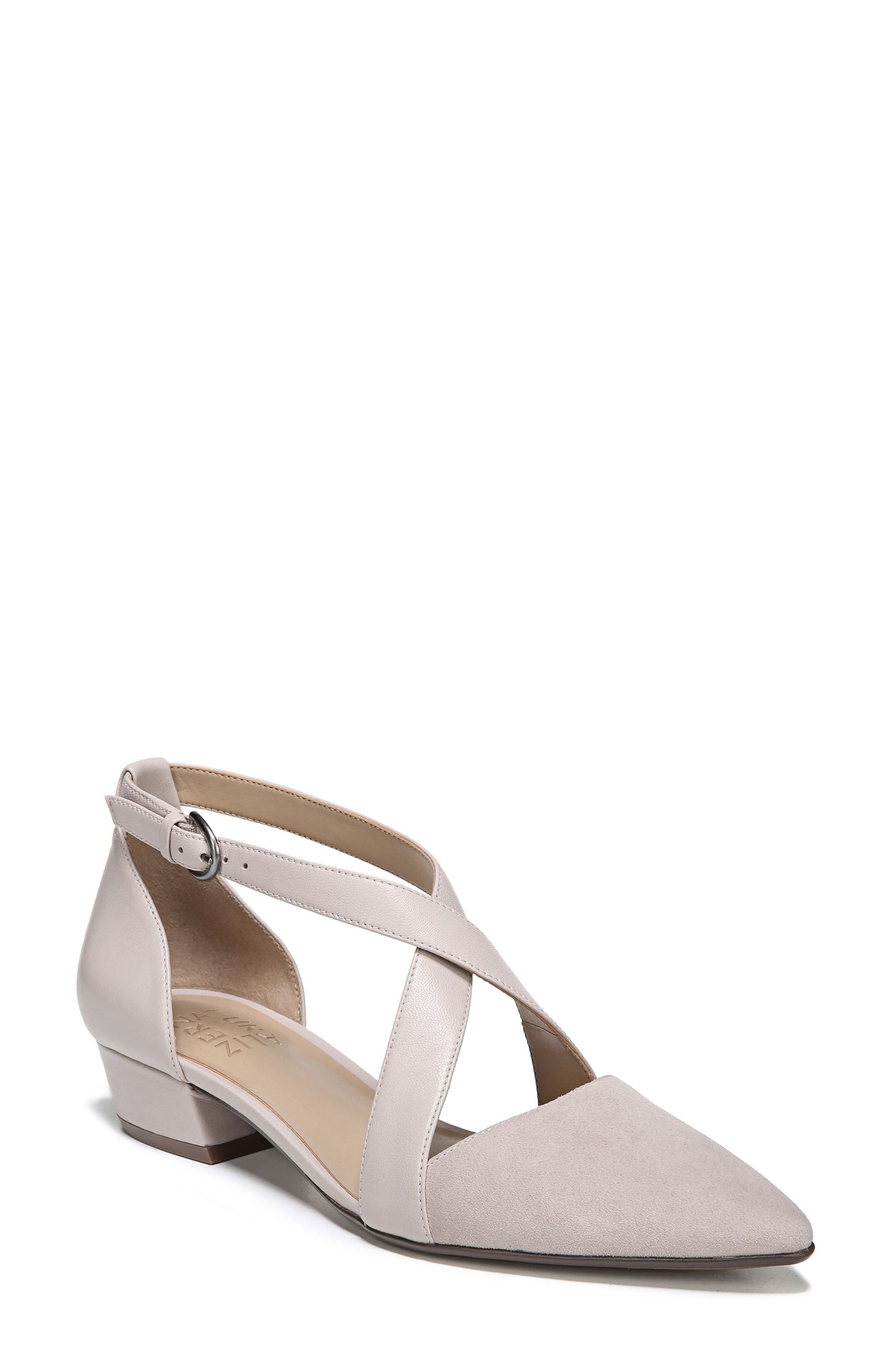 Naturalizer Blakely Pump, Grey
