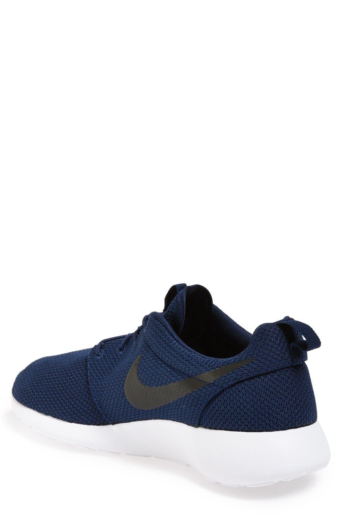 ,                             'Roshe Run' Sneaker,                             Alternate thumbnail 110, color,                             405