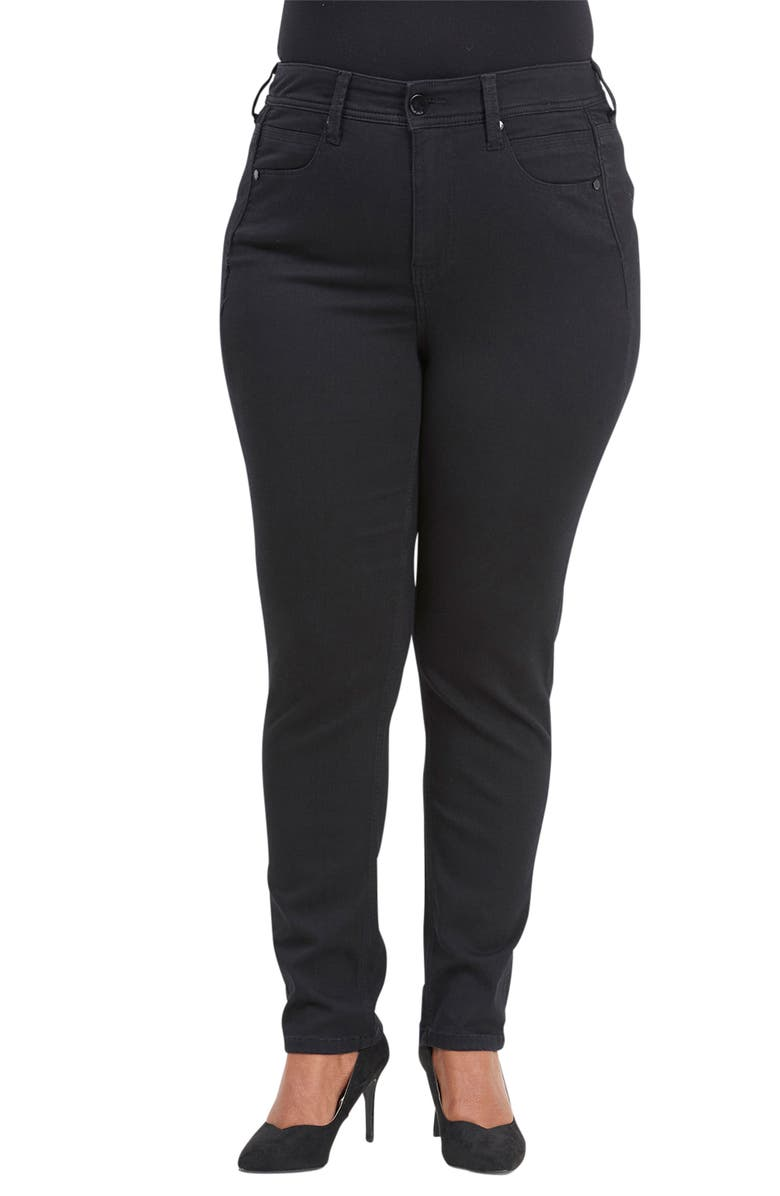 SEVEN7 Tummyless High Rise Skinny Jeans, Main, color, NUIT