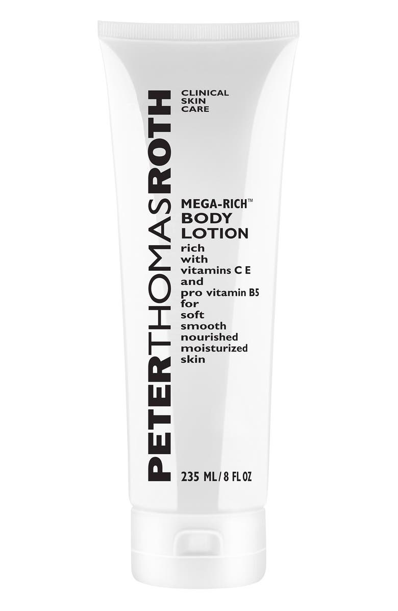PETER THOMAS ROTH 'Mega-Rich' Body Lotion, Main, color, 000