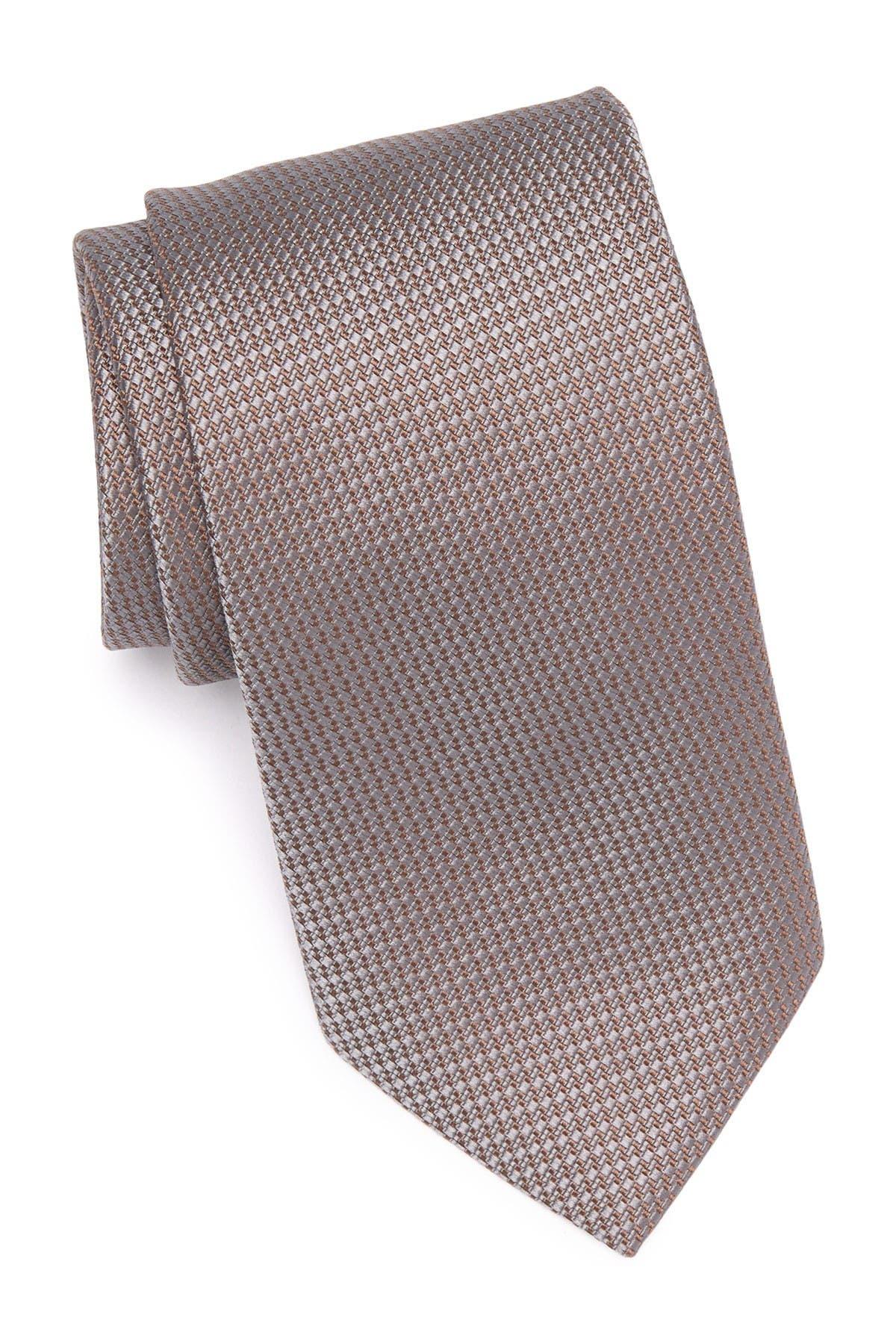 Image of Eton Neat Silk Tie