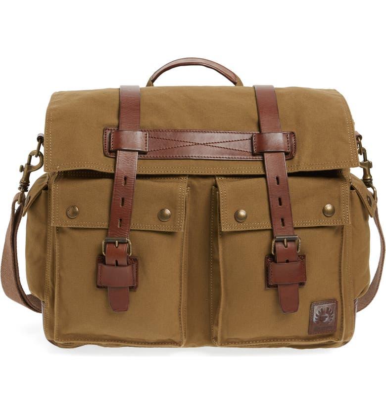 Belstaff Colonial Messenger Bag Nordstrom