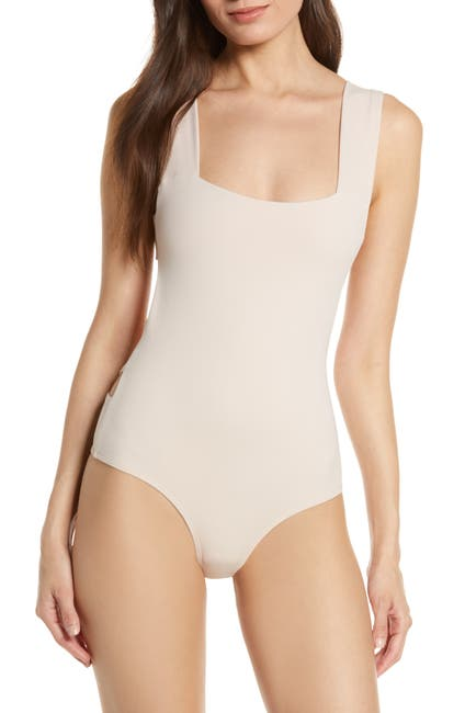 Image of Free People Oh She's Strappy Bodysuit