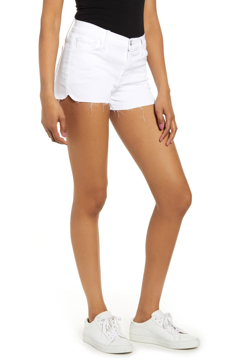J BRAND 1044 Denim Shorts, Main, color, 161
