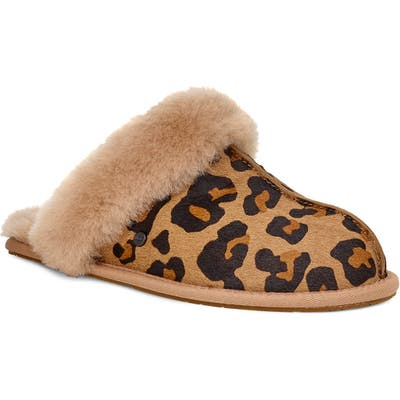 UGG Scuffette Ii Genuine Calf Hair Slipper