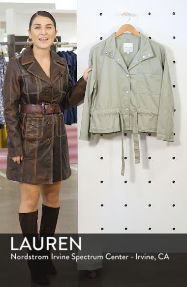Southlake Military Jacket, sales video thumbnail