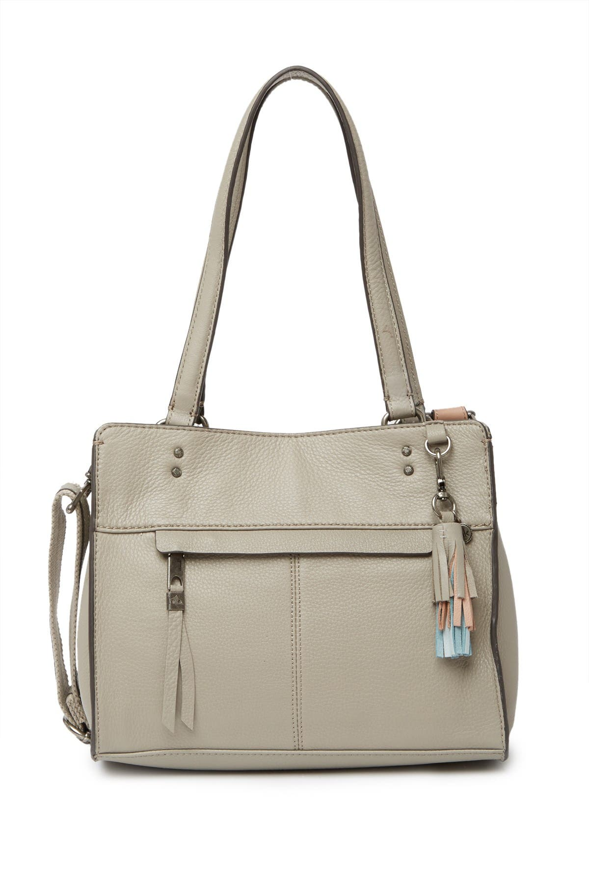 Image of The Sak Alameda Leather Satchel