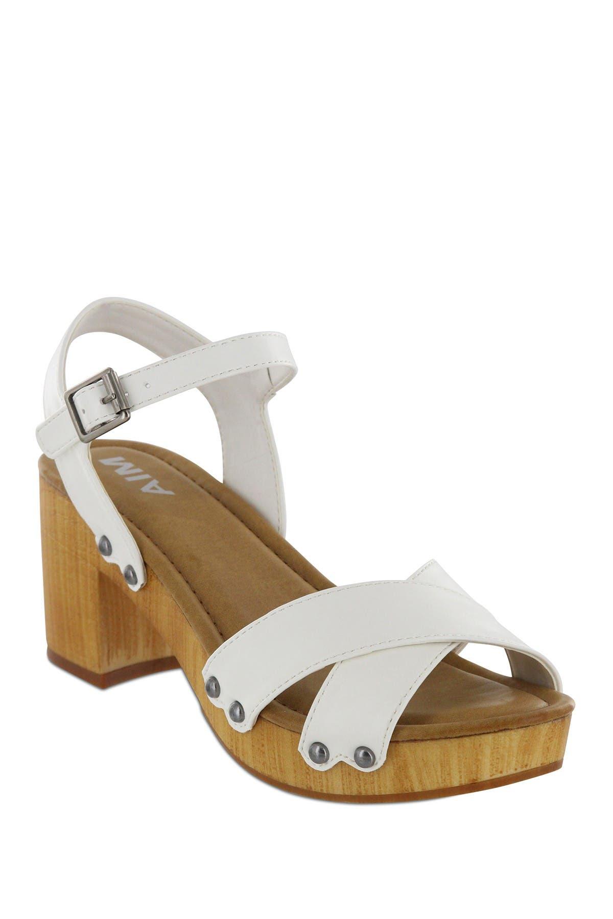 MIA   Susan Platform Clog Sandal