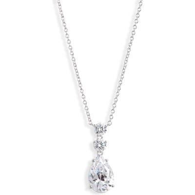 Nadri Everlasting Small Pendant Necklace