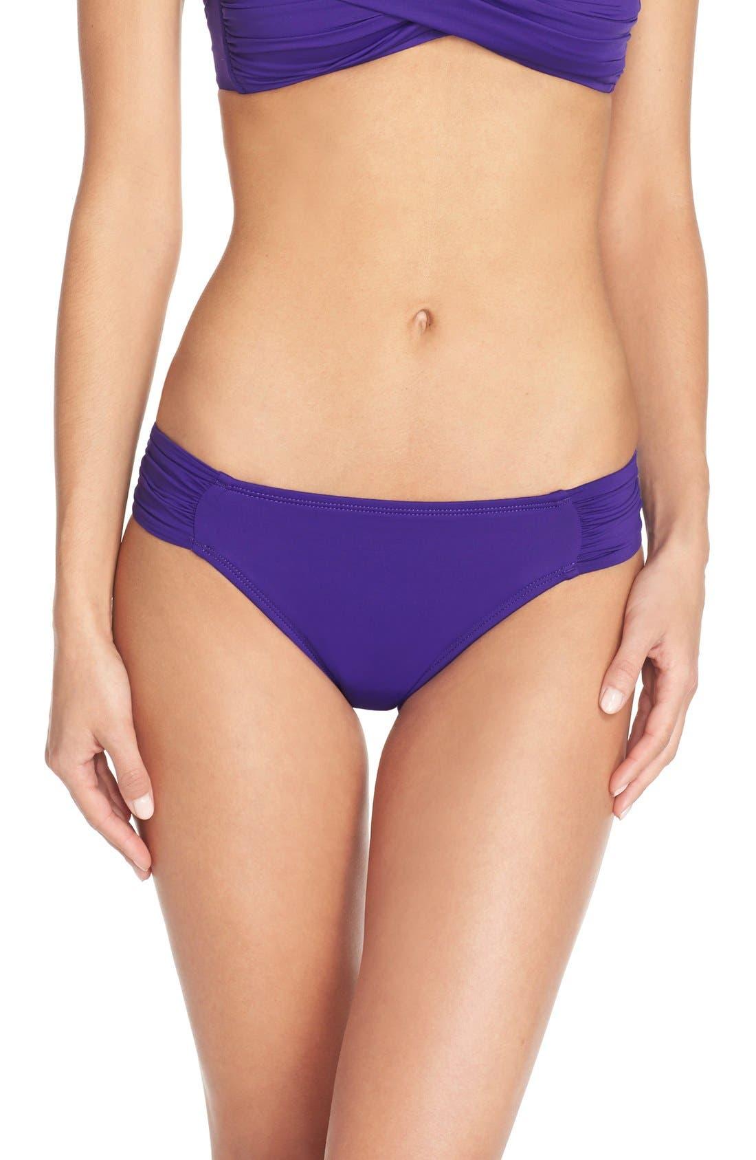 Image of La Blanca Swimwear Island Goddess Hipster Bikini Bottoms