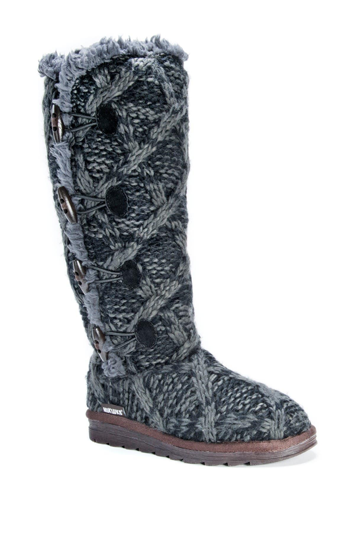 Image of MUK LUKS Felicity Faux Fur Lined Boot