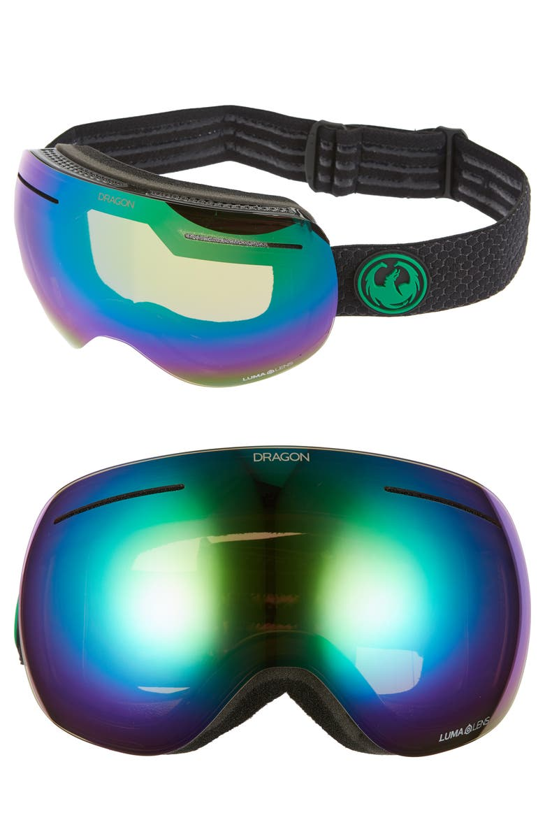 DRAGON X1 Frameless Snow Goggles, Main, color, 440